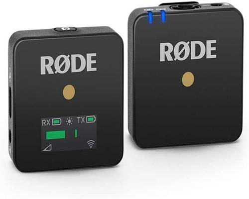 a Røde Wireless Pack