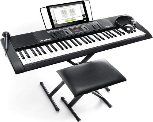 an Alesis Melody 61 Mkii Piano