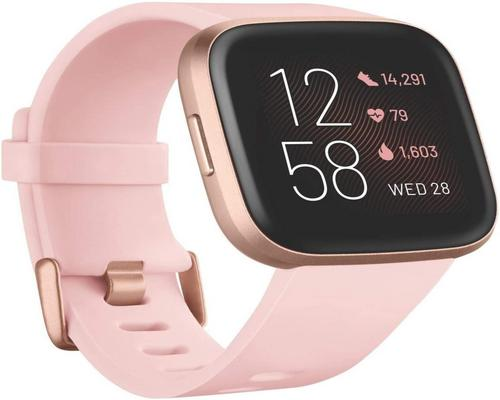 a Fitbit Versa 2 Activity Tracker