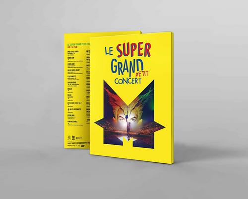 un Film Le Super Grand Petit Concert De-M