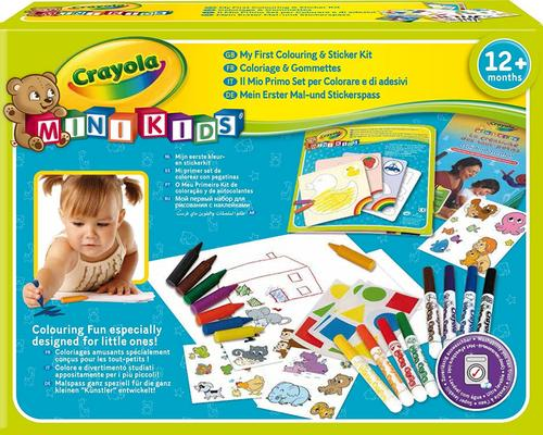 a Crayola Kit