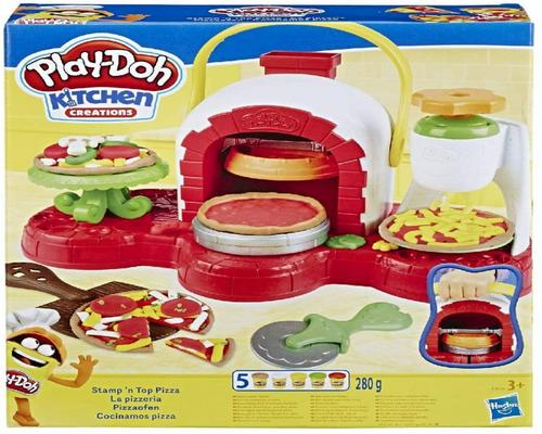 a Play-Doh Dinette