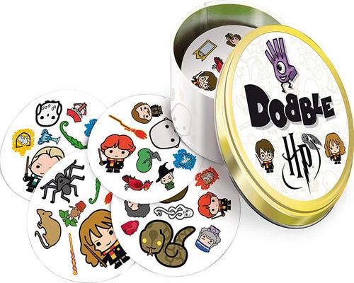 a Harry Potter Dobble Game