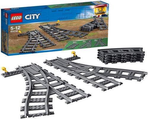 et Lego City Switch 60238 togspil
