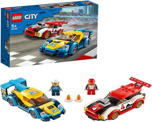 et Lego City Turbo Wheels-spil