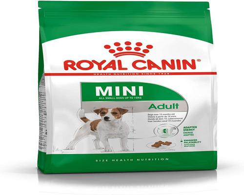 pakkaus ruokaa Royal Canin Mini Adult Dog 2 kg