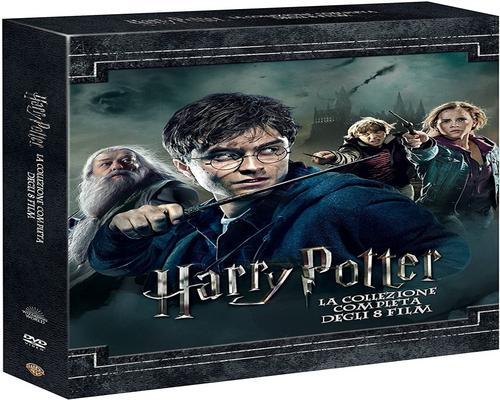 uno Film Harry Potter Collection (Standard Edition) (8 Dvd)
