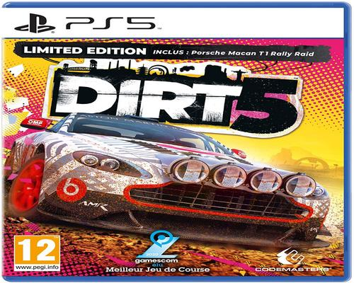 un Jeu Dirt 5 Limited Edition (Ps5)