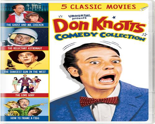 a Movie Don Knotts 5-Movie Collection