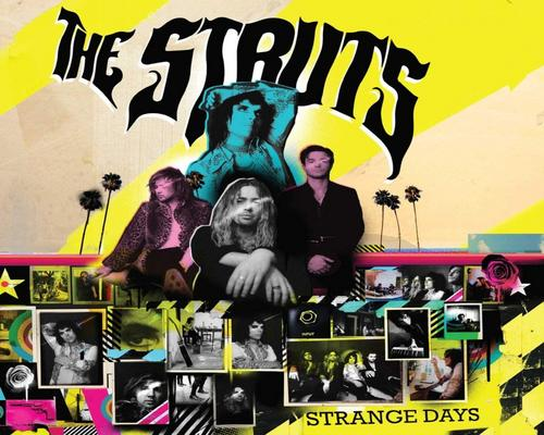 uno Cd Strange Days