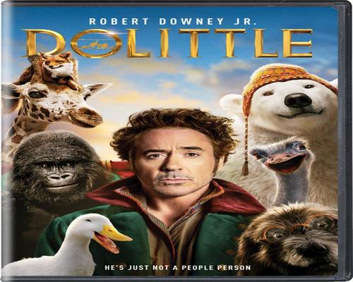 a Movie Dolittle