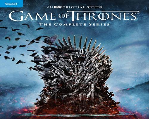 a Movie Game Of Thrones: Complete Series (Blu-Ray + Digital Copy)