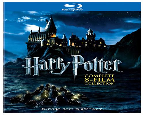 a Movie Harry Potter: Complete 8-Film Collection [Blu-Ray]