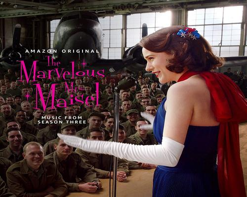 a Marvelous Mrs Maisel: Season 3 (Music From The Prime Original Series) Vinyl