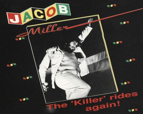 a CD The Killer Rides Again