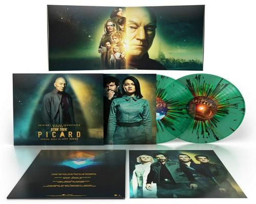 a Star Trek Picard Soundtrack