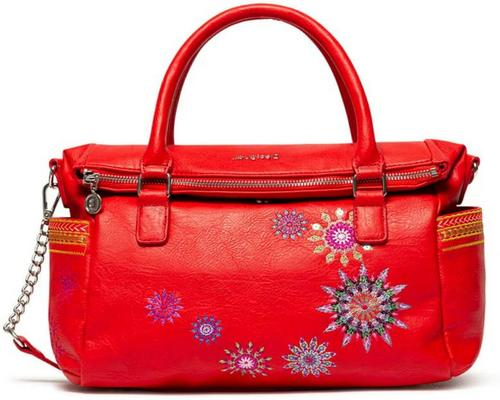 a Desigual Bols_Ada Loverty Bag Red Bag