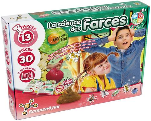 eine Science4You Farce