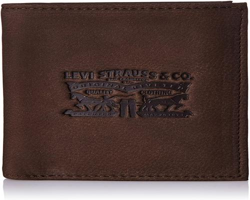 a Levi'S Vintage Two Horse Wallet 222543 4 29