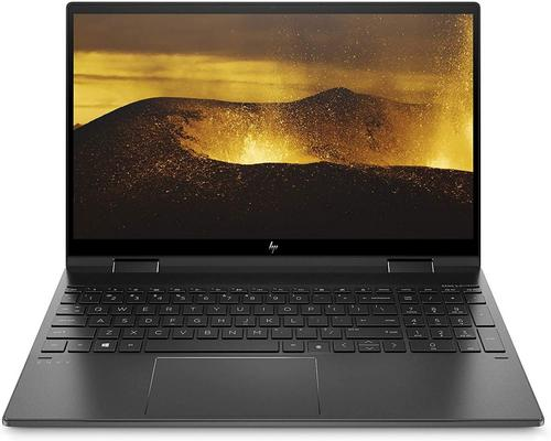 "a Computer Hp Envy X360 15-Ee0000Sf / 15-Ee0004Nf Pc Cabriolet and Touch 15.6 ""Fhd Ips Alumiini Musta"
