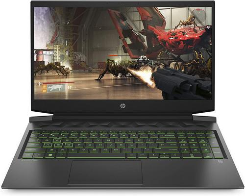 "a Computer Hp Pavilion Gaming 16-A0000Sf / 16-A0076Nf Pc Gaming 16.1 ""Fhd Ips Musta"