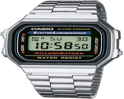 a Casio Collection A168Wa Mixed Watch