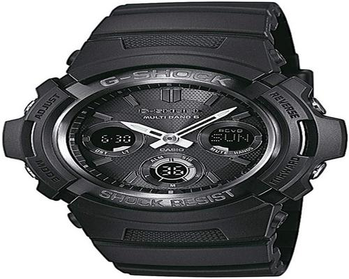 a Casio G-Shock Watch