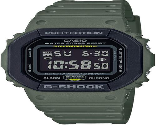 a Casio Watch Watch Dw-5610Su-3Er