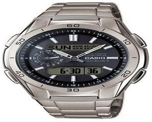 a Casio Wave Watch