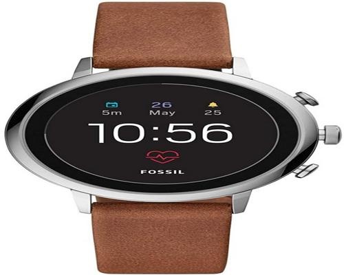 a Fossil Connected Watch Ftw6014