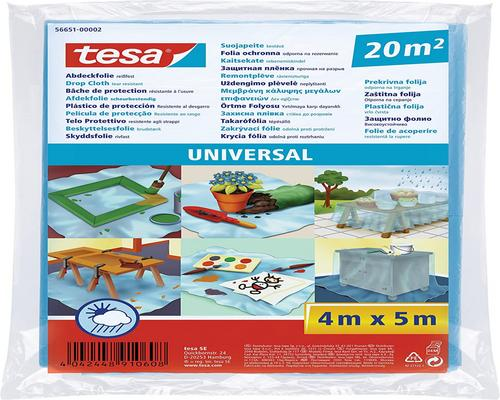 a Tesa Sticker 56651-00002-01 Universal Protective Cover 20M² 4M X 5000Mm