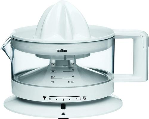 eine Braun Cj3000 Tributecollection Electric Citrus Press