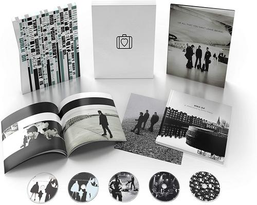 uno Cd All That You Can'T Leave Behind (20Th Anniversary) (Super Deluxe Box 5 Cd Ltd)
