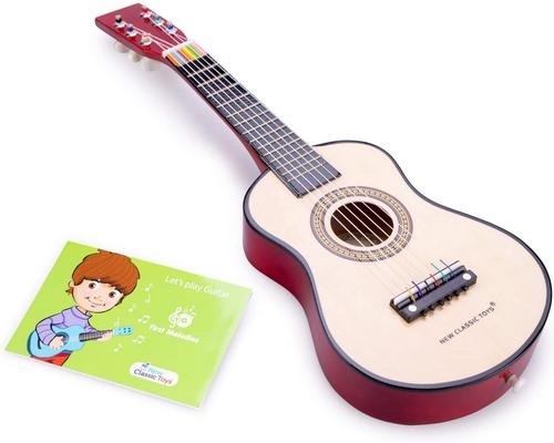 A New Classic Guitar Music Toys Beginners With Music Book