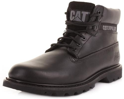 A Pair Of Cat Footwear Colorado Boots