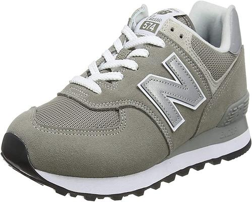 A Pair Of New Balance Mens Sneakers 574V2 Core