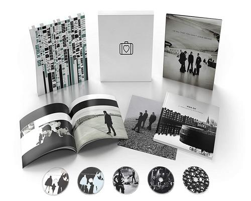 a Cd All That You Can'T Leave Behind - 20Th Anniversary [5Cd Super Deluxe Box Set]