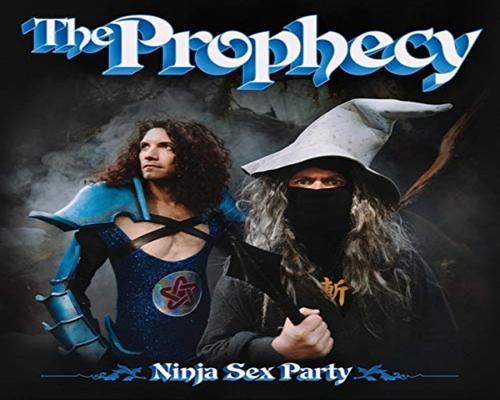 a Cd The Prophecy