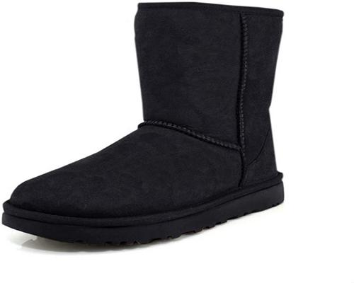 A Pair Of Womens Ugg Classic Short Ii Snow Boots