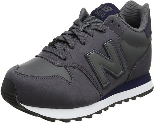 a pair of New Balance 500 sneakers