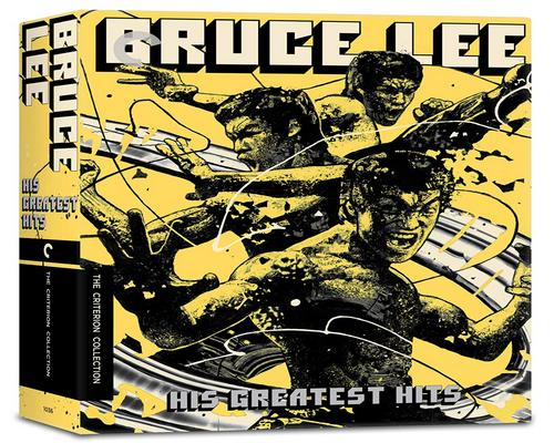 a Movie Bruce Lee: His Greatest Hits (The Big Boss / Fist Of Fury / The Way Of The Dragon / Enter The Dragon / Game Of Death) (The Criterion Collection) [Blu-Ray]