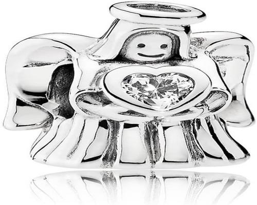 a Pandora Bead Women Silver Charms And