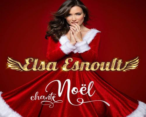 a CD Elsa Sing Christmas