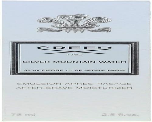 un gel dopobarba Creed Silver Mountain Water