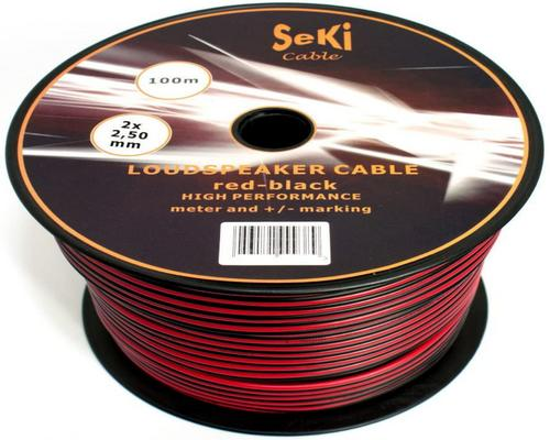a Speaker Cable 2 X 2.5 Mm²