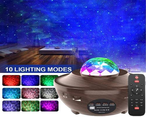 a Starry Sky Projector Night Light