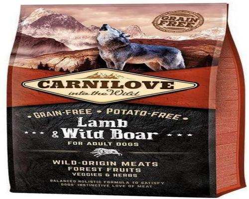 a Pack Of Carnilove Foods Bs08921