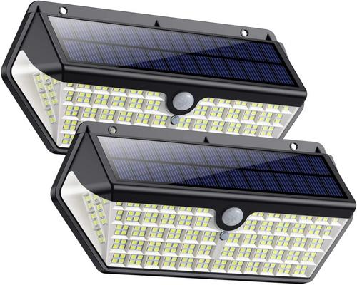 A Lighting Sweye Solar Lamp 266 Led