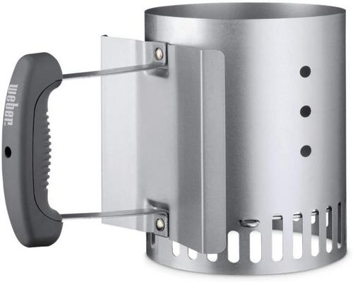 a Weber Rapidfire Compact Ignition Chimney