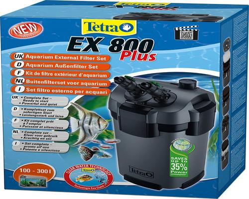 a Tetra Ex 800 Plus Filter